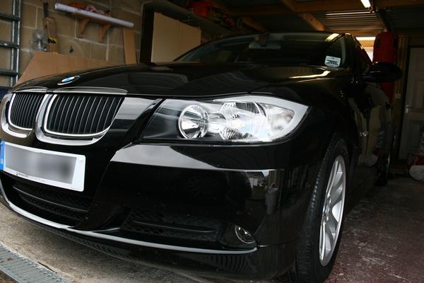 bmw 318d. BMW 318D